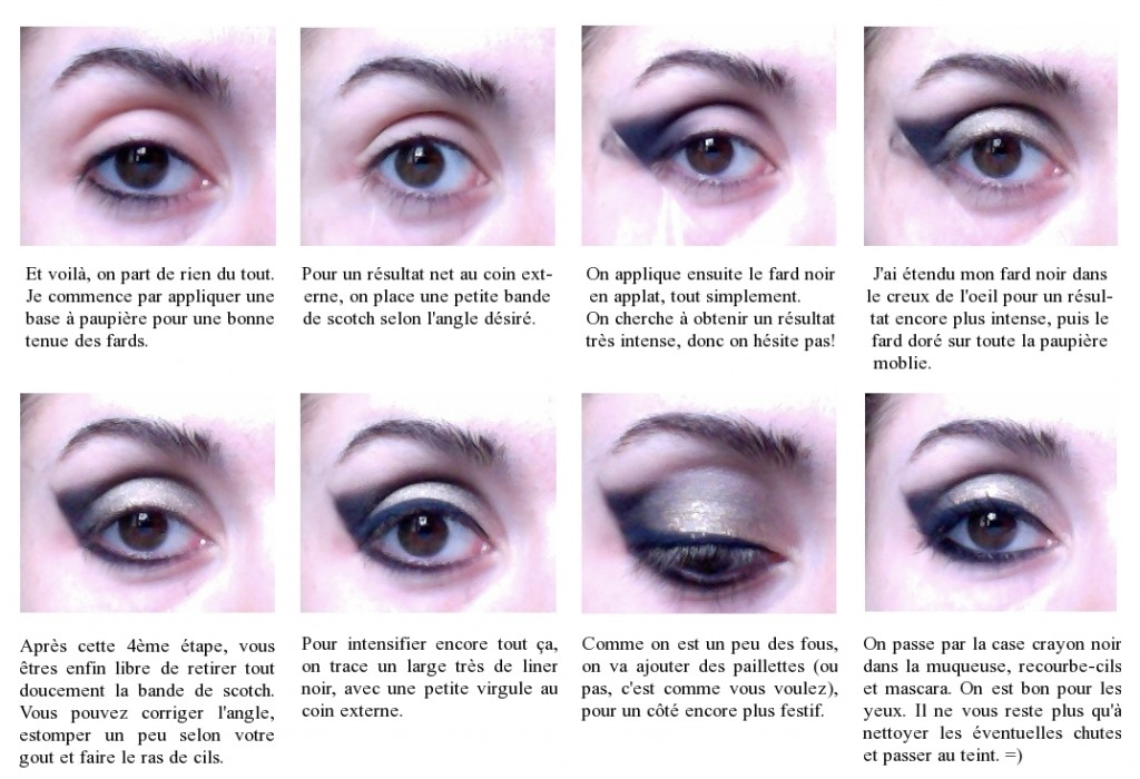 maquillage yeux marrons urban decay