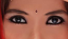 maquiller yeux khol