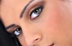 maquillage pour yeux hazel