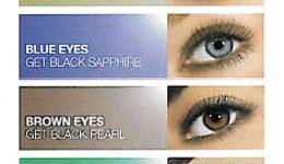 maquillage pour yeux noisette vert