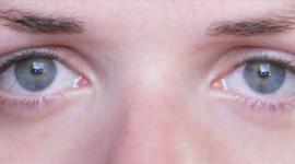 maquillage pour yeux triste