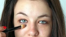 maquillage yeux cernés