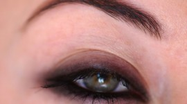 maquillage yeux italienne
