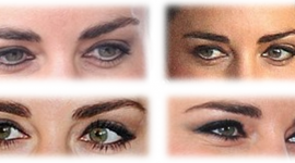 maquillage yeux kate middleton