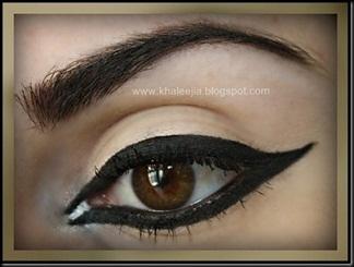 maquillage yeux khaliji