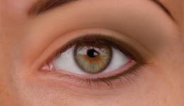 maquillage yeux mariée