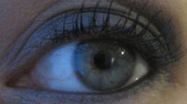 maquillage yeux pers