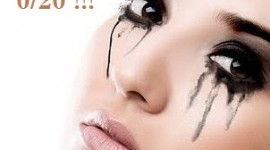 maquillage yeux qui pleurent