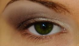 maquiller yeux avec paupières tombantes