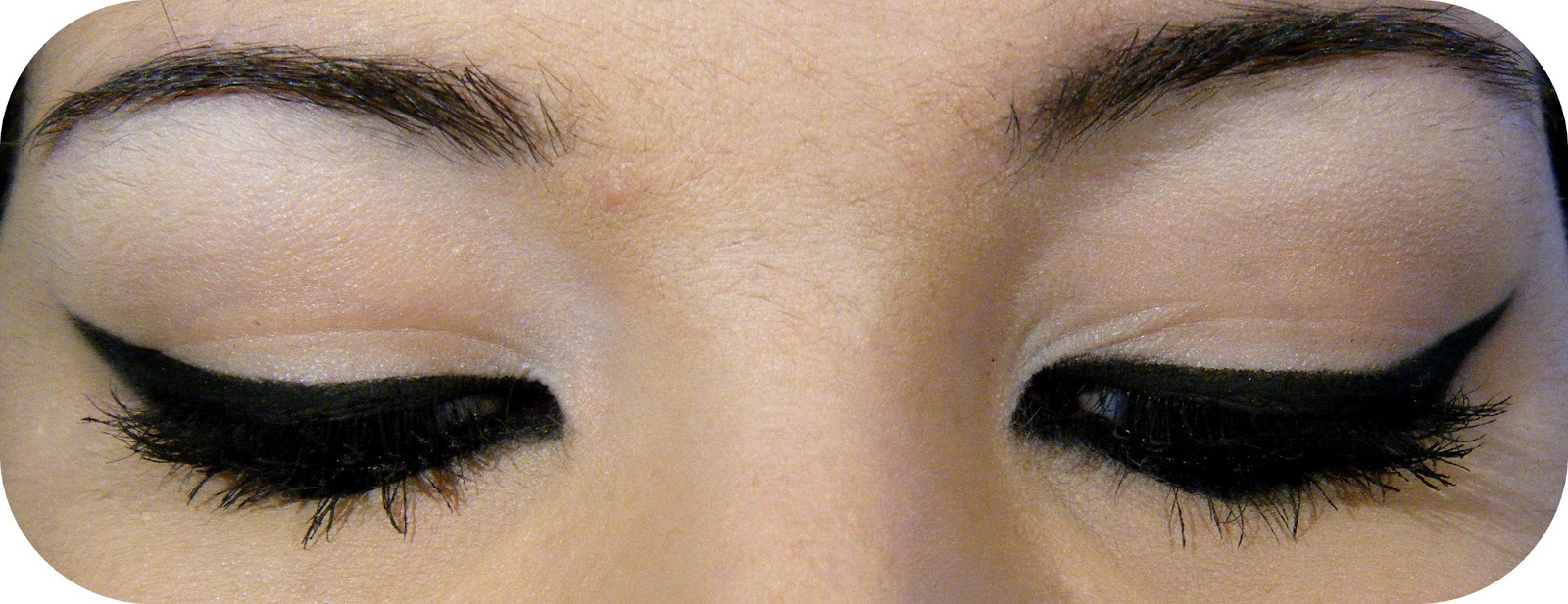 tuto maquillage oeil de chat