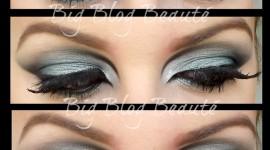 maquillage original pour les yeux