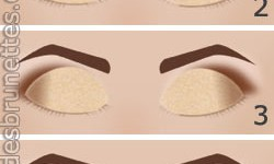 maquillage pour ouvrir les yeux