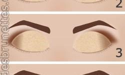 maquillage pour petit yeux en amande