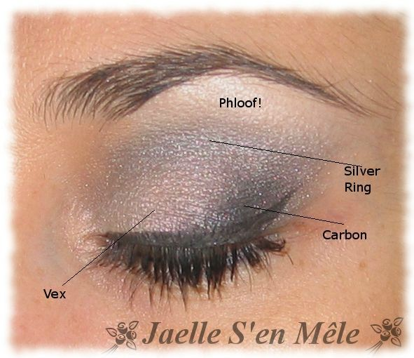 Assez maquillage yeux amande DX66