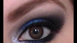 maquillage yeux fete
