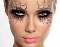 maquillage yeux halloween