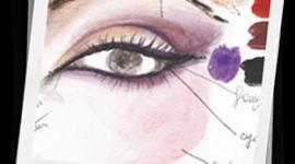 maquillage yeux leçon