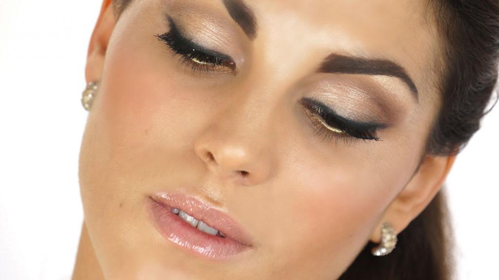 maquillage femme discret