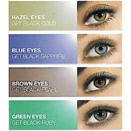 Maquillage yeux une couleur - Couleur maquillage yeux bleus ...