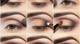 tuto make up yeux verts
