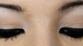 make up yeux de chat