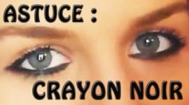 maquillage pour les yeux qui ne coule pas