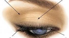 maquillage pour yeux gris