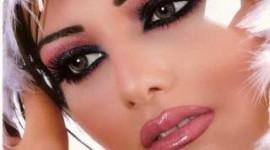 maquillage yeux arabe