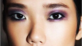 maquillage yeux asiatique