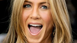 maquillage yeux jennifer aniston