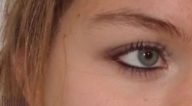 maquillage yeux lycée