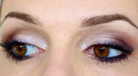 maquillage yeux marrons tuto