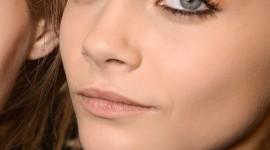 maquillage yeux pour yeux bleu
