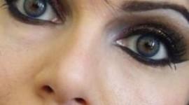 make up pour yeux bleu