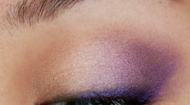 make up yeux gris