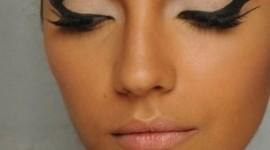 makeup les yeux