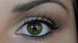maquillage ideal pour yeux verts