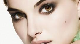 maquillage pour yeux marrons peau claire