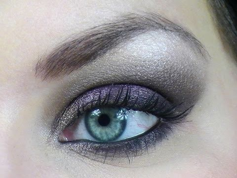 Maquillage Yeux Marrons Verts : Spécial Printem… Video Maquillage