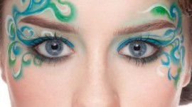 maquillage yeux carnaval