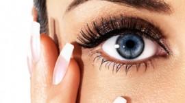 maquillage yeux globuleux
