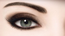 maquillage yeux smoky