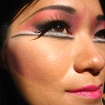 maquillage pour yeux de chinois