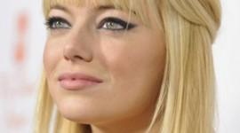 maquillage pour yeux verts cheveux blonds
