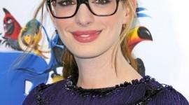 maquillage yeux avec lunettes
