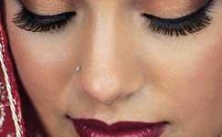maquillage yeux indienne