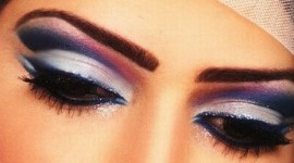 maquillage yeux libanais