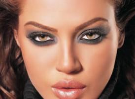 make up des yeux arabes photos beauté