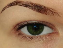maquillage pour yeux sans paupiere mobile
