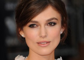 maquillage yeux keira knightley